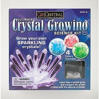 Ultimate Crystal Growing Kit - 10.2 oz. - Spencer's