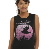 Disney Aladdin Magic Carpet Ride Girls Muscle Top