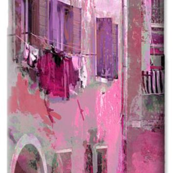 Venice Washday In Pink iPhone 6 Case for Sale by Suzanne Powers