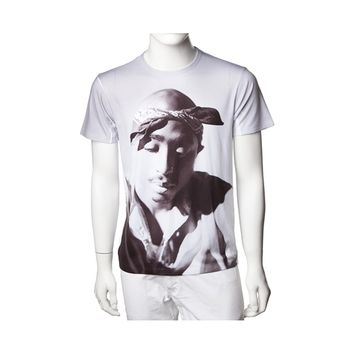 Mens Tupac Sublimated Tee