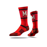 University of Maryland Terrapins Red