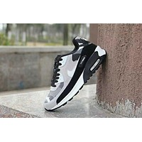 """""""Nike Air Max 90"""" Unisex Sport Casual Multicolor Air Cushion Sneakers Couple   Fashion Running Shoes"""