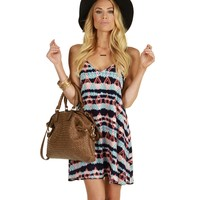 Multi Tribal Print Tunic