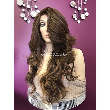 Balayage' lace front wig | DIGNITY