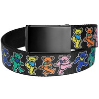 Grateful Dead - Dancing Bears Web Belt