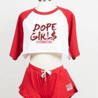 Dope Girl Crop Top
