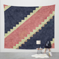 jeans Wall Tapestry by Munich