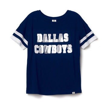 Dallas Cowboys Scoopneck Tee - PINK - Victoria's Secret