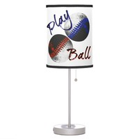 Play Ball Table Lamp