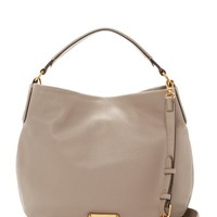Marc by Marc Jacobs | New Q Hillier Leather Hobo | Nordstrom Rack