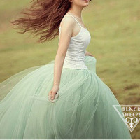 Mint Tutu Dream Skirts  from Blacksheeps!