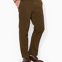 Polo Ralph Lauren Big & Tall Classic-Fit Stretch-Chino Pants - Botanic
