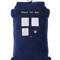 Doctor Who Tardis Decorative Pillow - 139372