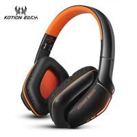 KOTION EACH Stereo Wireless casque Bluetooth Headphone Bluetooth headset Wireless headphone With Microphone For Phone Smartphone