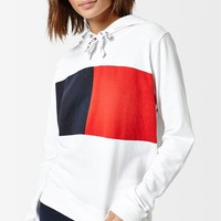 Tommy Hilfiger Retro Hoodie at PacSun.com