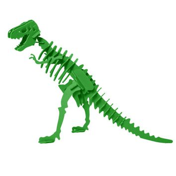 NEW [LITTLE TYKES] 3D Animal Puzzle Larry the Tyrannosaurus rex - 7 Color Options
