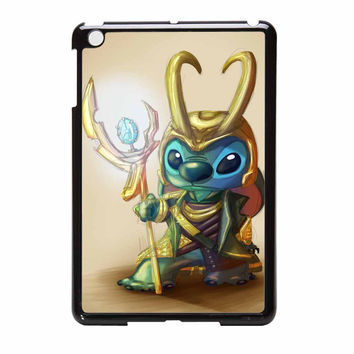 Stitch As Loki From Asgard iPad Mini Case