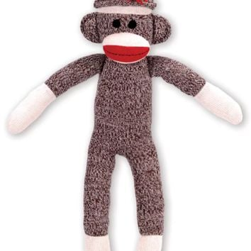 The Original Schylling Sock Monkey