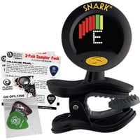 Snark SN-8 Super Tight Tuner With Planet Waves Guitar Picks Sampler Pack:Amazon:Musical Instruments