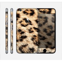 The Real Cheetah Animal Print Skin for the Apple iPhone 6
