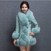 giant fur coat - Google Search
