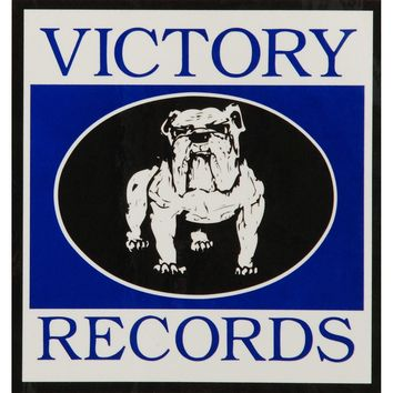 Victory Records Sticker