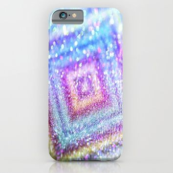 diamond glitter iPhone & iPod Case by Haroulita