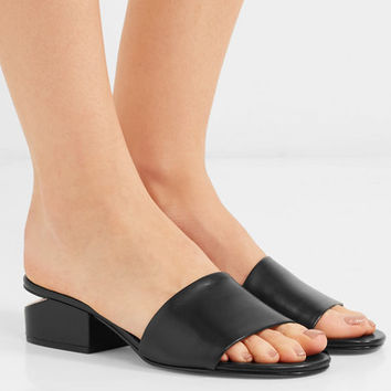 Alexander Wang - Lou leather sandals