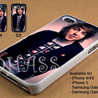 Alex Gaskarth All Time Low Design for iPhone 4/4s/5 Case, Samsung Galaxy S3/S4 Case
