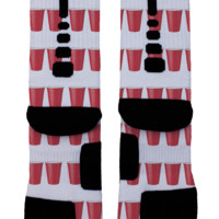 Pong Custom Nike Elites