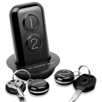 Sharper Image® Portable Electric Key Finder