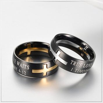 True Love Waits Christian Abstinence and Purity Ring