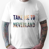 One Direction/Peter Pan- Take Me To Neverland Unisex T-Shirt