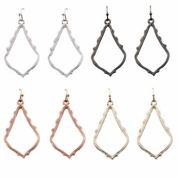Drop Dangle  Kendra + Chloe Dangle Hoop Fashion Isabel J. Scott Small Size