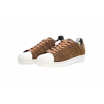 Adidas Superstar RT ¡°BROWN¡± S79471