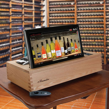 The Oenophile's Wine Cellar Management System