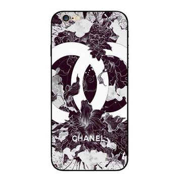 Day-First™ Chanel Fashion Print iPhone Phone Cover Case For iphone 6 6s 6plus 6s-plus 7 7plus