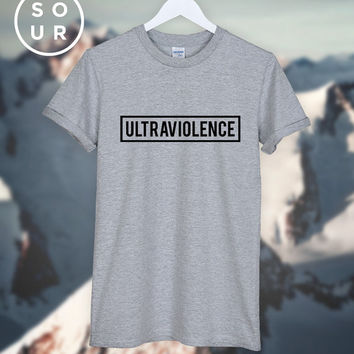 ULTRAVIOLENCE T-SHIRT unisex top