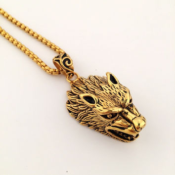 Gift Shiny Stylish New Arrival Jewelry Hip-hop Club Necklace [9095361095]