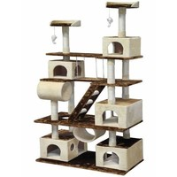 NEW! Huge Cat Tree Condo House Furniture