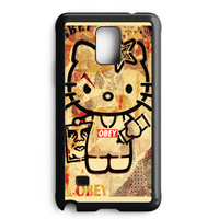 Obey Hello Kitty Samsung Galaxy Note 5 Case