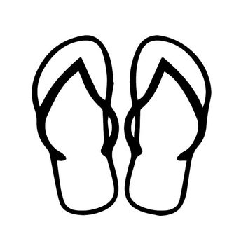 shoes - Car, Truck, Notebook, Vinyl Decal Sticker Any Corlor