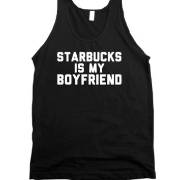 Black Tank | Funny Starbucks Shirts
