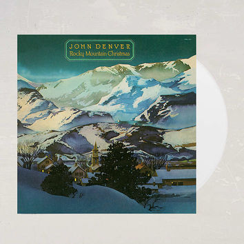 John Denver - Rocky Mountain Christmas LP - Urban Outfitters