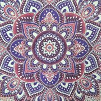 Jaipurhandloom Ombre Mandala Tapestries Hippy Hippie Wall Hanging Wall Tapestries Indian Mandala Tapestries Bohemian Tapestry Sofa Cover Beach Blanket Dorm Decor Wall Art