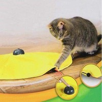 The Cats Meow Interactive Cat & Mouse Toy