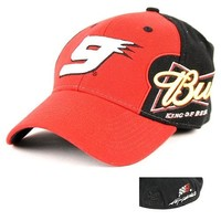 BUDWEISER Collector's Ballcap of Kasey Kahne #9, new w/tags