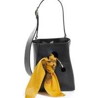 Calvin Klein 205W39NYC Small Bucket Bag with Bandana & Removable Pouch   Nordstrom