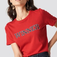 Winners Basic tee