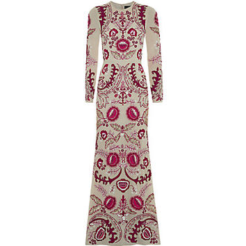 Needle & Thread Tapestry Gown